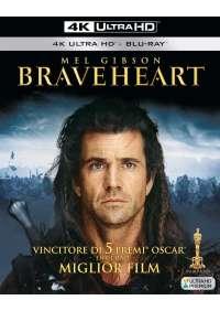 Braveheart (4K Ultra Hd+Blu-Ray)
