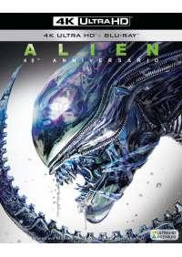 Alien (Blu-Ray 4K Ultra HD+Blu-Ray)