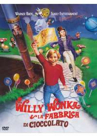 Willy Wonka E La Fabbrica Del Cioccolato (Slim Edition)