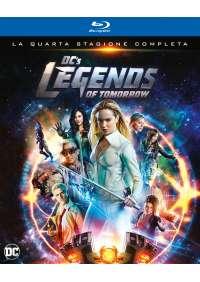 Dc'S Legends Of Tomorrow - Stagione 04 (2 Blu-Ray)