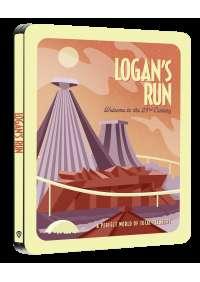 Steelbook Fuga Di Logan (La)