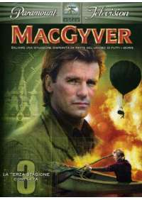 Macgyver - Stagione 03 (5 Dvd)