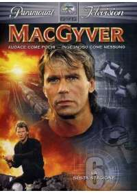 Macgyver - Stagione 06 (6 Dvd)