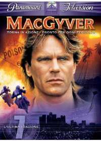Macgyver - Stagione 07 (4 Dvd)