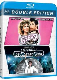 Grease / Febbre Del Sabato Sera (La) (2 Blu-Ray)