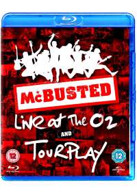 Mcbusted - Mcbusted: Live At The O2/Tour Play