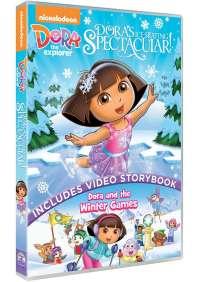 Dora L'Esploratrice - Lo Spettacolo Sul Ghiaccio Di Dora