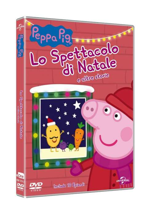 Peppa Pig - Lo Spettacolo Di Natale