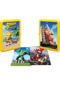 Blu-Ray+Dvd Spongebob - Fuori Dall'Acqua (Special Edition Frame)