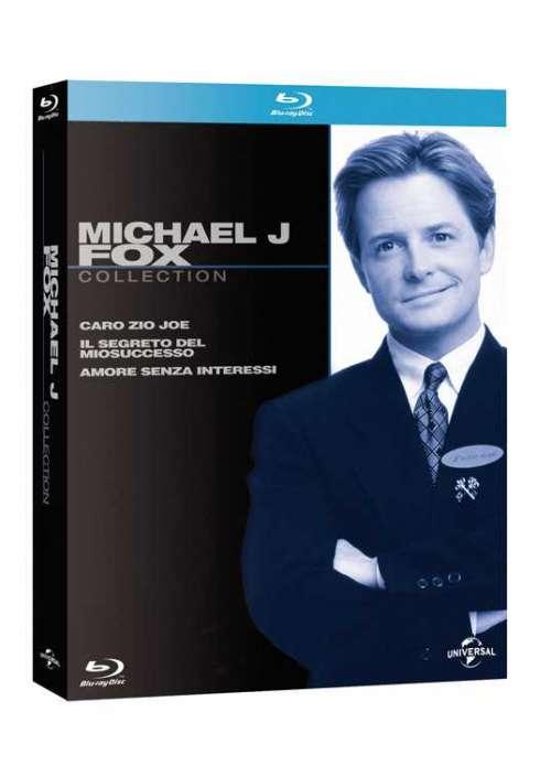 Michael J. Fox Box Set (3 Blu-Ray)