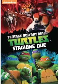 Teenage Mutant Ninja Turtles - Stagione 02 (4 Dvd)