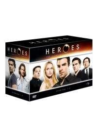 Heroes - Stagioni 01-04 (23 Dvd)