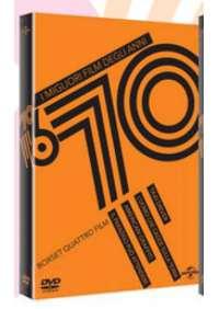 Migliori Film Degli Anni '70 (I) #01 (4 Dvd)