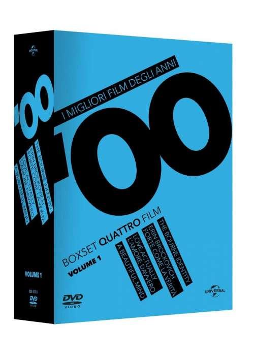 Migliori Film Degli Anni '00 (I) #01 (4 Dvd)