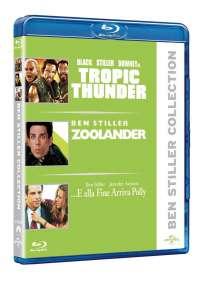 Ben Stiller Collection (3 Blu-Ray)