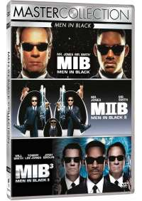 Men In Black Master Collection (3 Dvd)