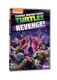 Teenage Mutant Ninja Turtles - Stagione 03 #04 - Vendetta