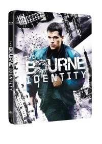 Steelbook Bourne Identity (The)