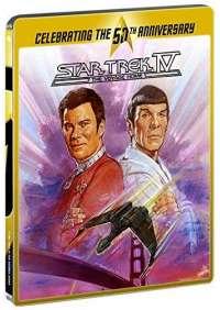 Steelbook Star Trek 4 - Rotta Verso La Terra