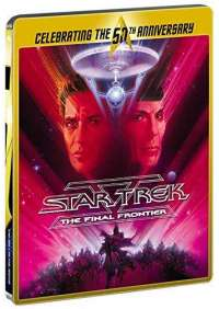 Steelbook Star Trek 5 - L'Ultima Frontiera