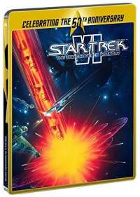 Steelbook Star Trek 6 - Rotta Verso L'Ignoto