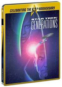 Steelbook Star Trek 7 - Generazioni