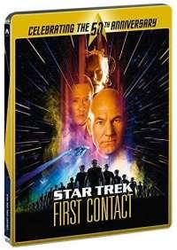 Steelbook Star Trek 8 - Primo Contatto
