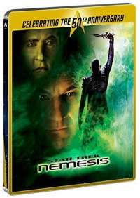 Steelbook Star Trek - La Nemesi