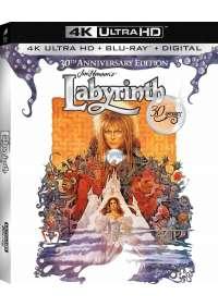 Labyrinth (SE 30o Anniversario) (Blu-Ray 4K Ultra HD+Blu-Ray)