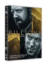 Billions - Stagione 01 (4 Dvd)