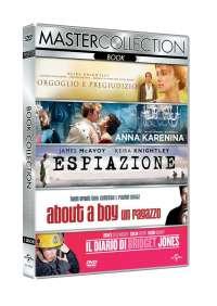 Book Master Collection (5 Dvd)