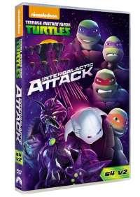Teenage Mutant Ninja Turtles - Stagione 04 #02 - Attacco Intergalattico
