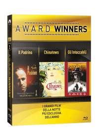 Padrino (Il) / Chinatown / Intoccabili (Gli) - Oscar Collection (3 Blu-Ray)