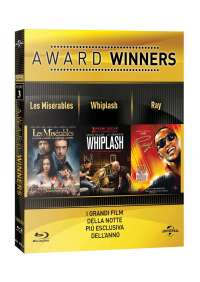 Miserables (Les) / Whiplash / Ray - Oscar Collection (3 Blu-Ray)