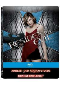 Resident Evil (Ltd Steelbook)