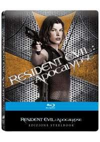 Steelbook Resident Evil - Apocalypse