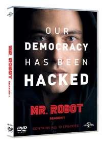 Mr. Robot - Stagione 01 (3 Dvd)