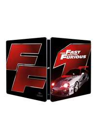 Steelbook Fast & The Furious
