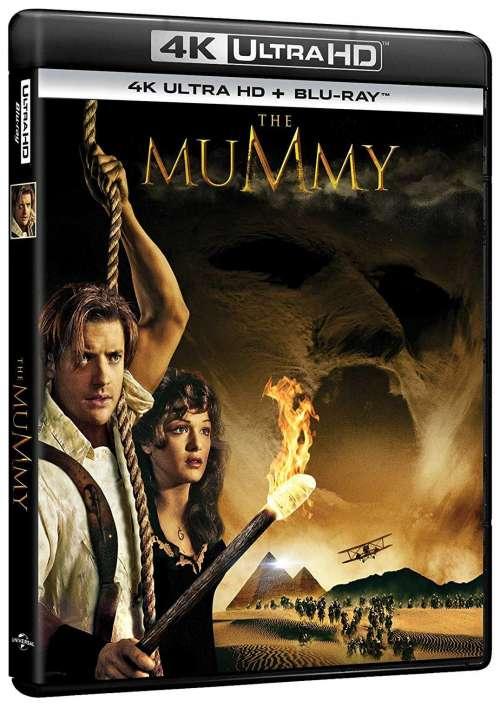 Mummia (La) (1999) (Blu-Ray 4K Ultra HD+Blu-Ray)