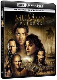 Mummia (La) - Il Ritorno (Blu-Ray 4K Ultra HD+Blu-Ray)