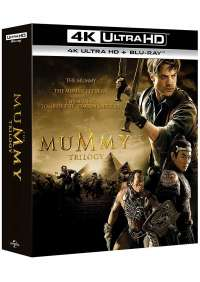 Mummia (La) - Trilogia (3 Blu-Ray 4K Ultra HD+3 Blu-Ray)