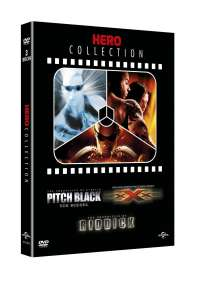 Hero Collection (3 Dvd)