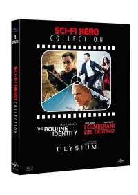 Sci-Fi Hero Collection (3 Blu-Ray)