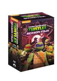 Teenage Mutant Ninja Turtles - Stagione 04 (4 Dvd)