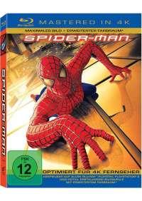 Spider-Man (Blu-Ray 4K Ultra Hd+Blu-Ray)