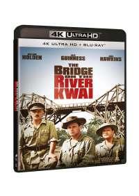 Ponte Sul Fiume Kwai (Il) - 60Th Anniversary Edition (Blu-Ray 4K Ultra HD+Blu-Ray)