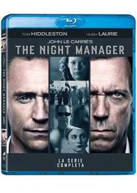 Night Manager (The) - Stagione 01 (2 Blu-Ray)