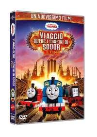 Trenino Thomas (Il) - Viaggio Oltre I Confini Di Sodor
