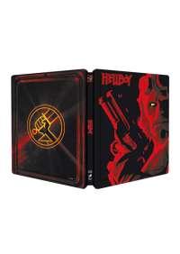 Steelbook Hellboy