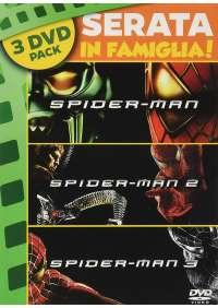 Spider-Man Pack (3 Dvd)